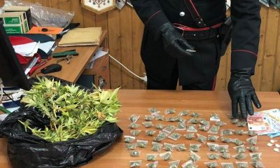 Ladispoli arrestato 20enne